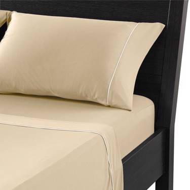 Picture of Dri-Tec Bed Gear Champagne Sheets