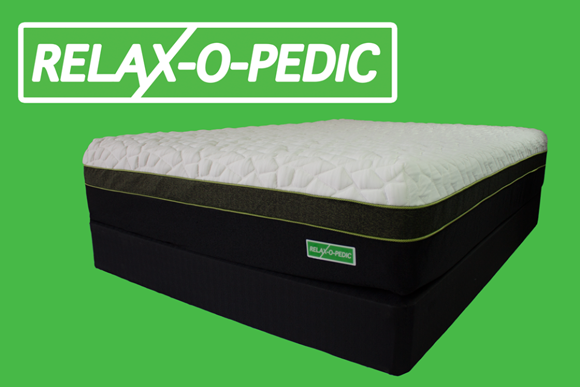 Picture of Relax-O-Pedic XO350 Queen