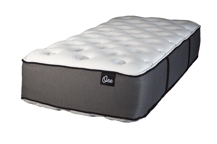 One Mattress Flippable Sleep Problem Solver