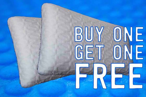 Picture of BUY ONE GET ONE FREE ZERO PILLOW