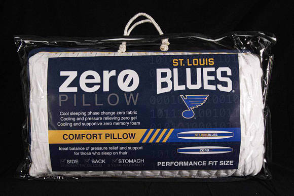 Blues Zero Pillow