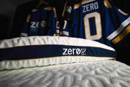 Blues Zero Mattress