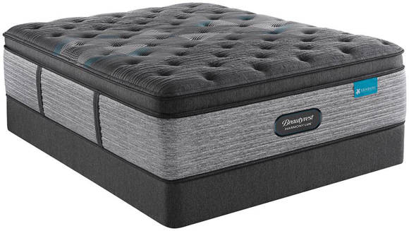 Diamond Pillow Top Dual King